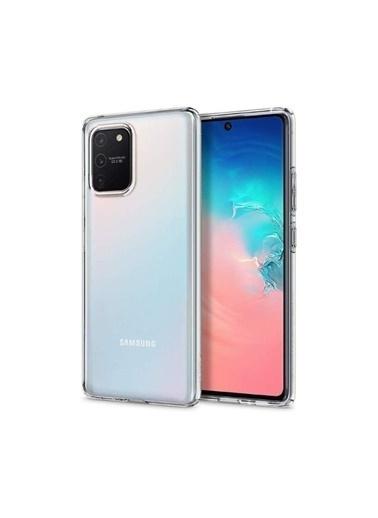 Spigen Galaxy S10 Lite Kılıf, Liquid Crystal Renkli